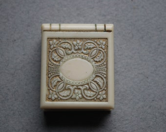 Art Deco Celluloid Ring Box