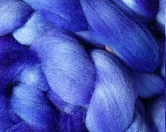 Merino Hand Dyed Braid - Skye