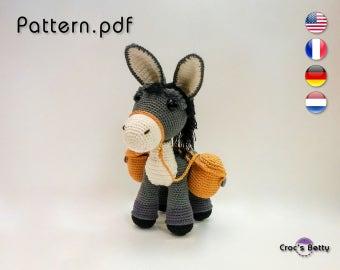 Pattern - Donkey Nymous