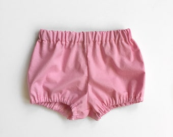 bubble gum ice cream bloomers - baby girl bloomers