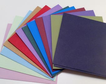 24 colored envelopes