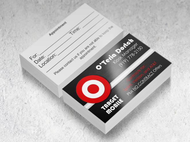 Custom business cards colourmoves