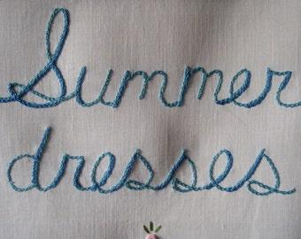 Garden Party Girls, Modern Tapestry, Textile Art, Romantic Art, Birthday Gift, Celebration