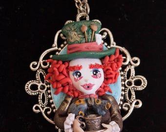 Mad Hatter necklace |  Mad Hatter