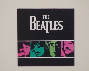 The Beatles Magnet