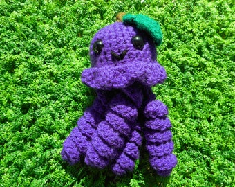 Grape Jelly(fish)