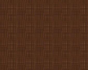 Kristen's Crosshatch from David Textiles. 100% Cotton
