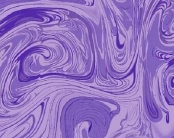 Per Yard, Marblecious Light Purple Fabric
