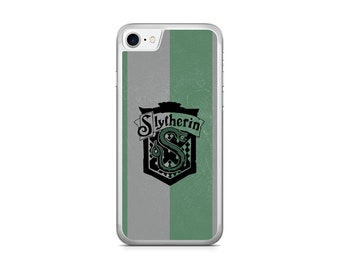 Slytherin, Harry Potter iPhone Case, iPhone 7 case 7 plus iPhone 8 8plus 6 6s 6s plus SE 5 5s Samsung S7 case Samsung S8case S8 Plus