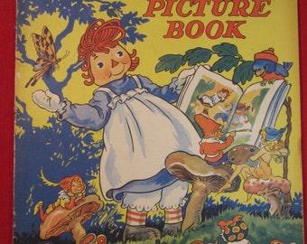 Raggedy Ann's Picture Book