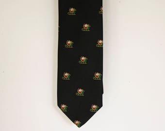 Vintage Santa Tie, WA King Co. for Robert Talbott's