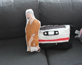 The Flasher - Character Plush Pillow!