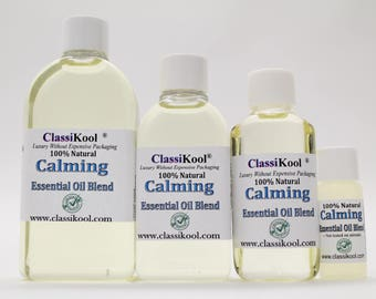 Classikool [Calming Oil Blend] Stress Soothing Aromatherapy with Sweet Orange (Free UK Mainland Shipping)