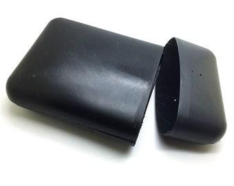 19cm & 22cm cellphone bag plastic clam shells, whole plastic covers, L91