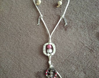 Cowgirl Rope Necklace