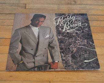 Bobby Brown Don't Be Cruel LP Vinyl Record