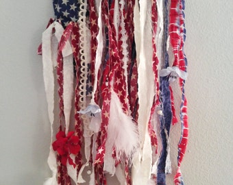 Boho American Flag- Support USA All Year Long!