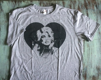 I Heart Dolly Short Sleeve TShirt