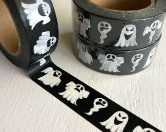 Ghost Washi Roll