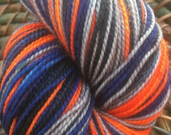 Dark Water Sunset-Self Striping Yarn