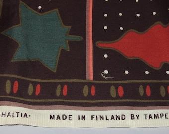 "TAMPELLA ""Haltia"" Fabric, Made in Finland"