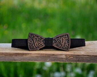 Wooden bowtie Wooden bow tie Wood bowties Gift for men Groomsmen Wedding accessories Birthday Gifts Bowties Gift for boyfriend Bow tie