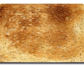 Slice of toast Mousemat