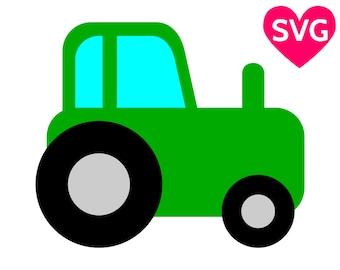 tractor clip art etsy studio rh etsystudio com tractor clip art free tractor clipart black and white