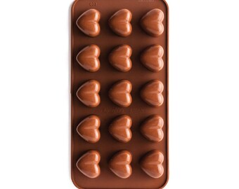 HEART Silcone Chocolate Mold
