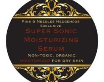organic super sonic moisturizing serum