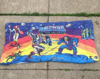 Masters of the Universe sleeping bag
