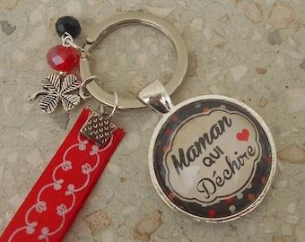 Special MOM keychain