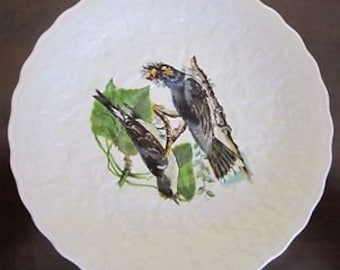 Audubon Society Birds of America Plate -  Kingbird - #79