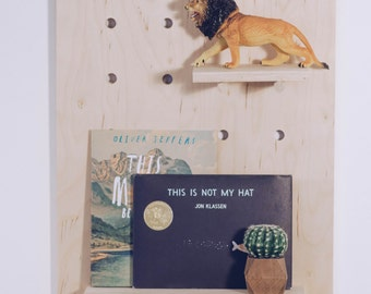 Small Custom Crafted pegboard