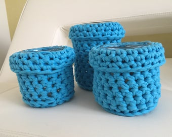Trilogy in Turquoise