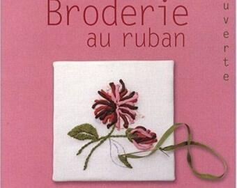 Book Krystal legend Carolina Ribbon embroidery