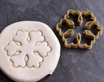 Snowflakes cookie cutter - Winter cookie cutter - Christmas cookie cutter - Cookie cutter - Pastry - Cookies - Christmas