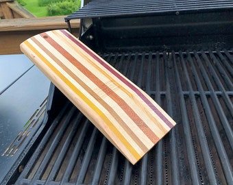 Wood Grill Scraper - All-Natural Grill Cleaning Tool
