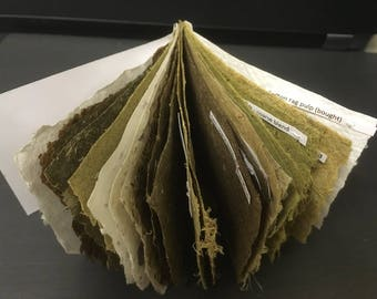 Handmade wild plant paper - bumper pack