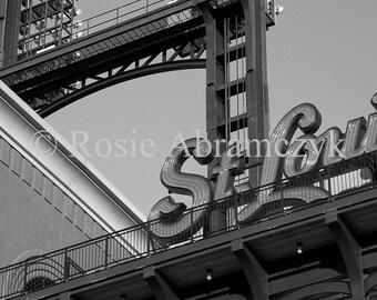 St. Louis Cardinals Busch Stadium, Photo (By Rosie Abramczyk)