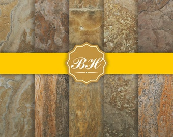 Marble Digital Paper, Marble Background, Marble Texture, Digital Marble Pattern, Stone Texture Digital Paper, Stone Photo Backdrops