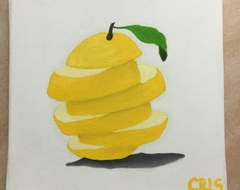 Lemon Sweet Sour