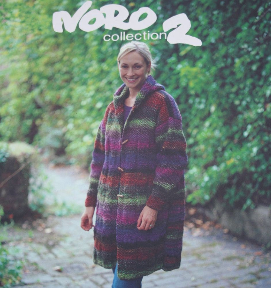 Knitting Patterns Noro 2 by Debbie Bliss Sweaters Cardigans Baby ...
