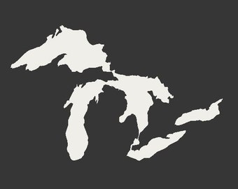 michigan great lakes coloring pages - photo#30