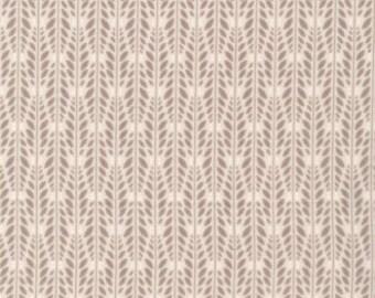 Organic Fabric, WildWood Fabric, Elizabeth Owlen, Climbing Vines in Khaki, Cloud9 Fabrics, Organic Cotton, Fabric by the Yard, Modern Fabric