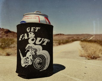 Get Far Out can coolers