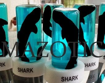 Real Shark in a Bottle Jar, NEW Marine Specimen Taxidermy, Fishing, Jaws