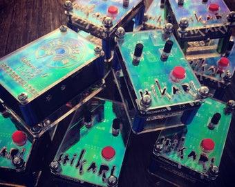 Hikari 光 Pocket Synth ! Handmade Photo Theremin Synthesizer