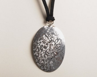 Necklace made of spoon, FREE SHIPPING. Upcycled pendant. gift for her .realistic charm