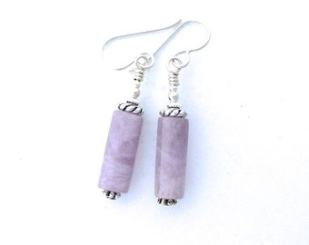 Cape Amethyst Stone Earrings